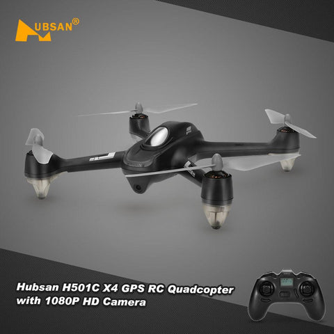 HUBSAN H501C X4 GPS RC Quadcopter with 1080P HD Camera