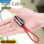 Small Portable USB Cable For iPhone