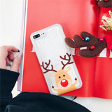 New Year and Christmas theme design cases