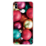 TPU Christmas Theme Design phone case