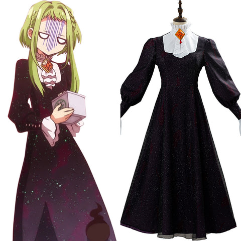 Sakura Nanamine Anime Toilet-bound Hanako-kun Halloween Party Dress Cosplay Costume