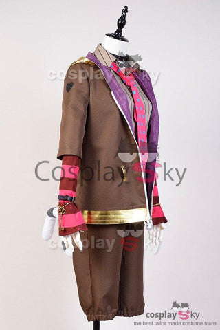 100 Sleeping Princes & The Kingdom of Dreams Cheshire Before Awakening Cosplay Costume
