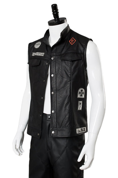 Days Gone Deacon St. John Vest Cosplay Costume