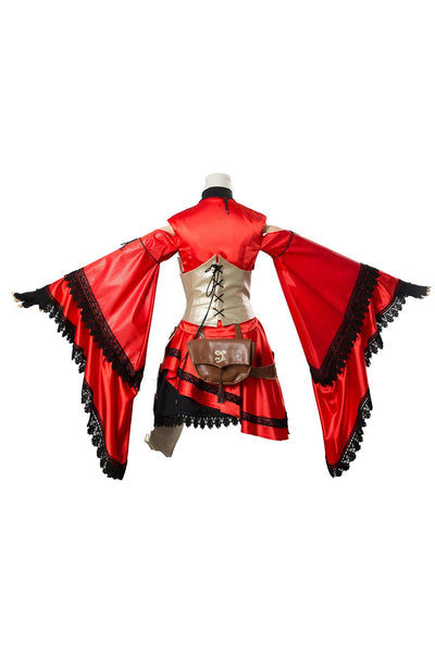 Mabinogi Lynn Dress Cosplay Costume