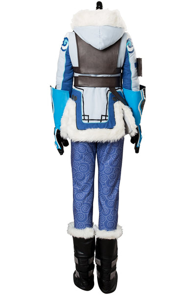 Overwatch OW Mei Whole Set Cosplay Costume