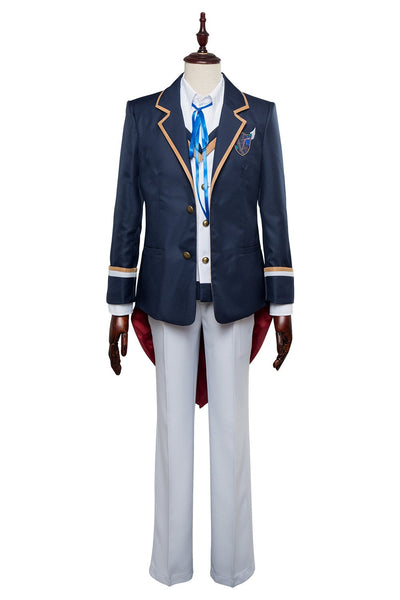 Anime Intouchable Butlers Koma Jinguji Suit Uniform Cosplay Costume