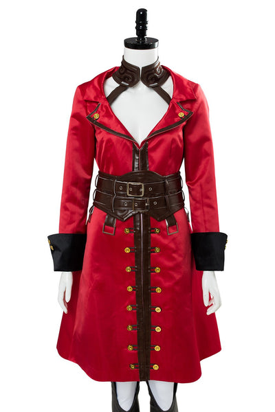 FateEXTRA Last Encore Francis Drake Cosplay Costume Original Version