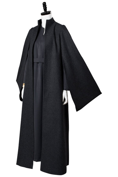 Star Wars 8: The Last Jedi Leia Organa Solo Outfit Ver. 2 Cosplay Costume