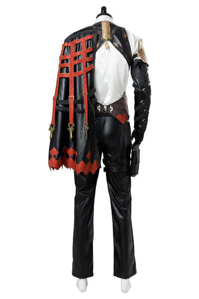 Video Game Code Vein Louis Rui Outfit Cosplay Costume