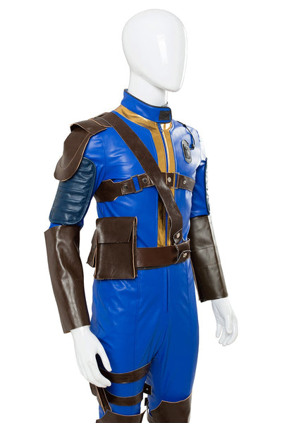 Fallout 76 Vault 76 jumpsuit Cosplay Costume For adults
