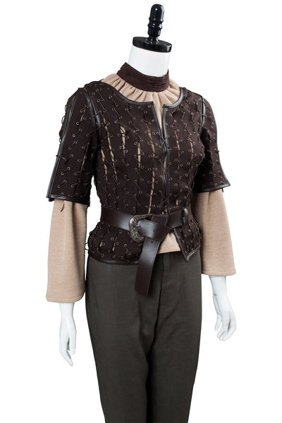 Game of Thrones Arya Stark Outfit Cosplay Costume