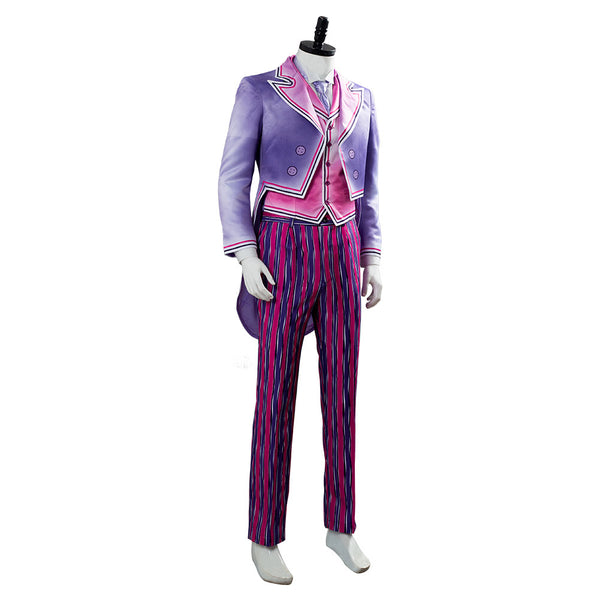 2018 Hand Panted A Cover Is Not The Book Costume Mary Poppins Returns 2 Jack Uniform Cosplay Costume
