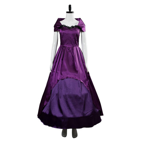 The Greatest Showman Lettie Lutz The Bearded Woman Cosplay Costume Women