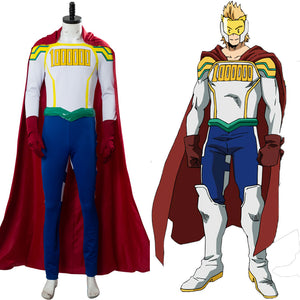 My/Boku no Hero Academia Costume Mirio Togata Lemillion Uniform Cosplay Costume