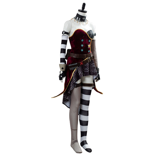 Borderlands 3 Mad Moxxi Uniform Cosplay Costume