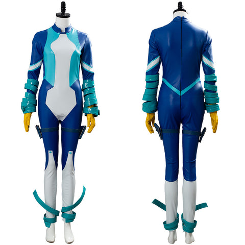 My/Boku no Hero Academia Nejire Hado Season 4 Big Three Suit Cosplay Costume