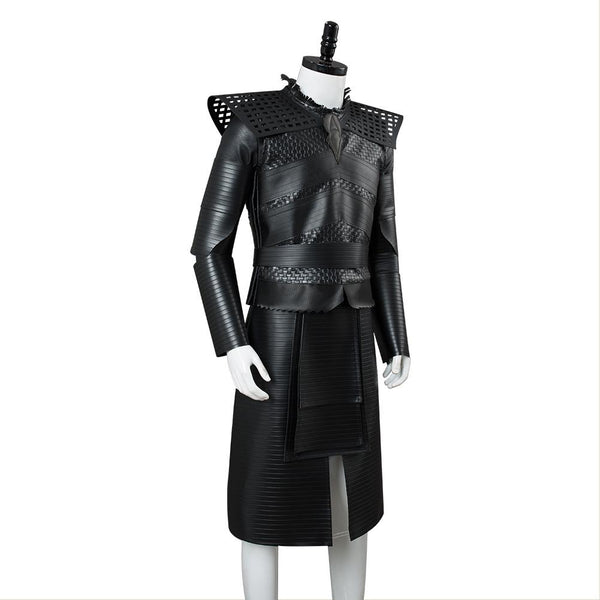 Game of Thrones Season 8-Night's King Cosplay Costume