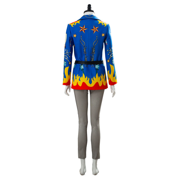 Birds of Prey 2 (And the Fantabulous Emancipation of One Harley Quinn) Uniform Cosplay Costume