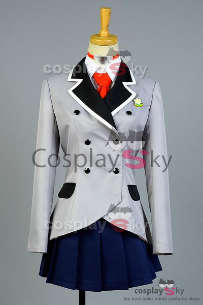 Shimoneta: A Boring World Where the Concept of Dirty Jokes Doesn't Exist Ayame Kajo Cosplay Costume