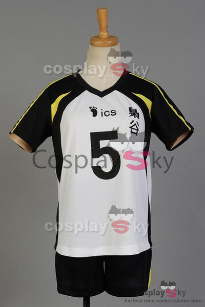Haiky?!! Keiji Akaashi Volleyball Jersey Cosplay Costume New