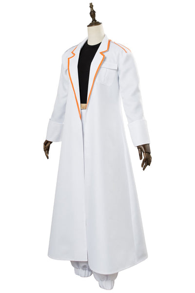 Hinamatsuri Anzu trench coat Cosplay Costume