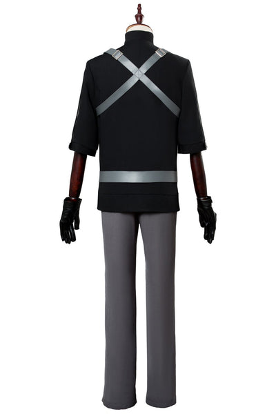 Fate Grand Order FGO Cosmos in the lostbelt Fujimaru Ritsuka Outifit Cosplay Costume