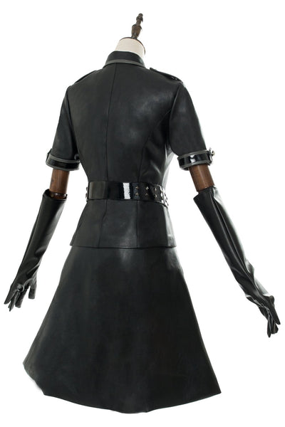 Persona 5 Dancing Star Night Joker Akira Kurusu Protagonist Cosplay Dress Costume