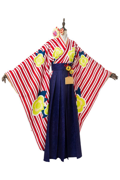 Fate/Grand Order Nitocris kimono Cosplay Costume Japanese Style
