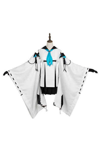 Azur Lane Super Rare/SSR Kawakaze Cosplay Costume