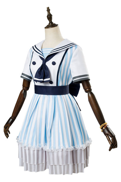LoveLive Nozomi Tojo Dress Uniform Cosplay Costume SSR Pirate Ver