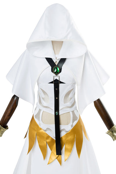 Fate/Grand Order Lancer Valkyrie Ortlinde Cosplay Costume