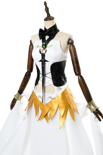 Fate/Grand Order Lancer Valkyrie Thrud Cosplay Costume