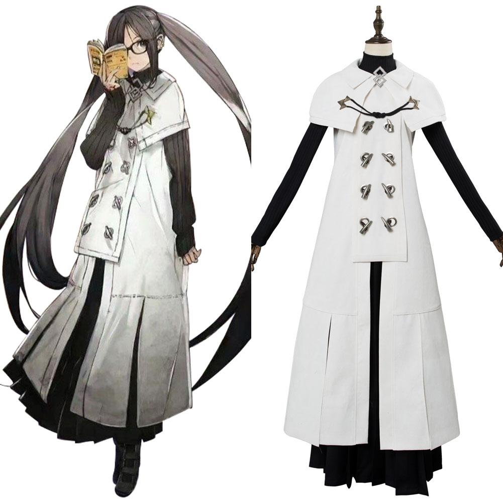 Fate/Grand Order Akuta Hinako Cosplay Costume