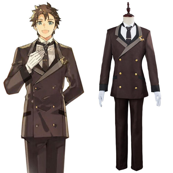 Fate/Grand Order Orchestra Project Fujimaru Ritsuka Cosplay Costume