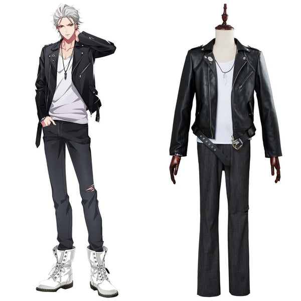 DRB Division Rap Battle The Dirty Dawg SAMATOKI AOHITSUGI Cosplay Costume