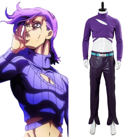 JoJo's Bizarre Adventure: Golden Wind Diavolo cosplay costume