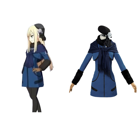Fate/Grand Order Sima Yi Cosplay Costume