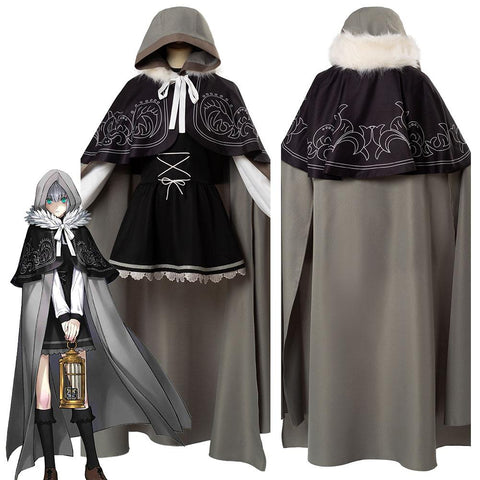 Fate/Grand Order Gray Costume Cosplay