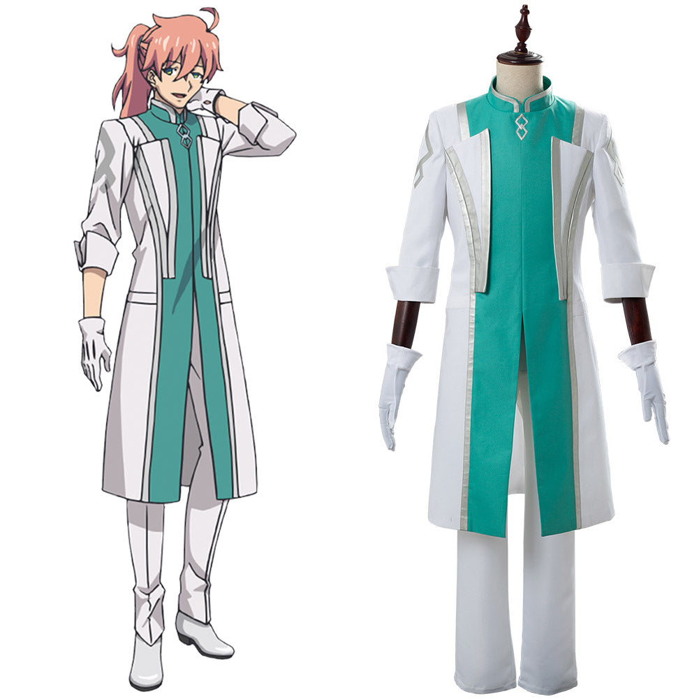 Fate/Grand Order FGO Romani Archaman Suit Cosplay Costume