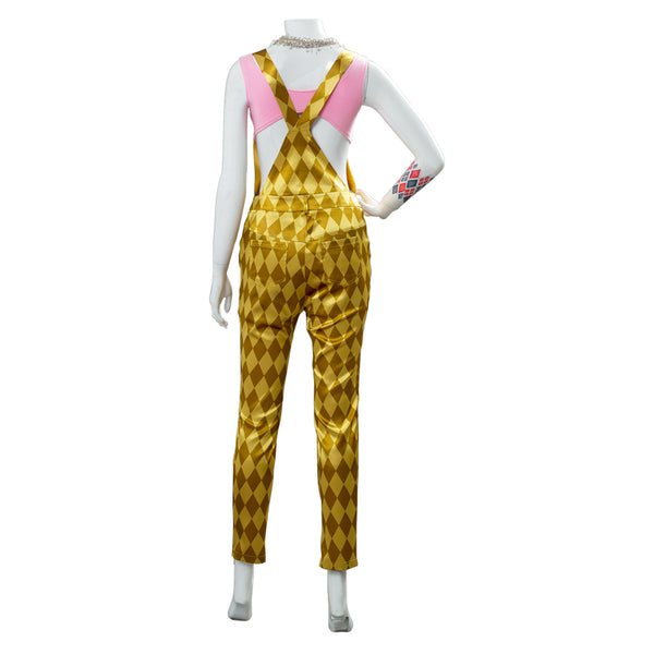 Birds of Prey (And the Fantabulous Emancipation of One Harley Quinn) Uniform Cosplay Costume