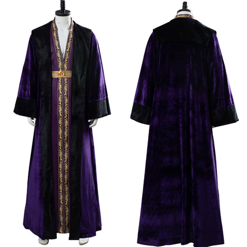 Harry Potter Albus Dumbledore Outfit Cosplay Costume