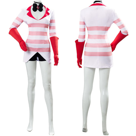 Angeldust Hazbin Hotel Angel Dust Costume Cosplay Uniform