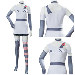 VAGGIE Hazbin Hotel Uniform Cosplay Costume