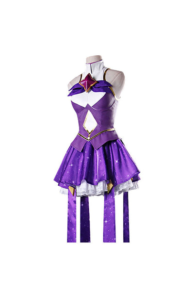 LOL League of Legends Star Guardian syndra Outfit Cosplay Costume