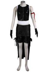 Final Fantasy XIII FF13 Tifa Lockhart  Outfit Cosplay Costume