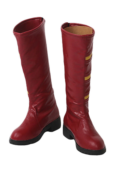 The Flash 3 Jesse Quick Outfit custom made cosplay costume