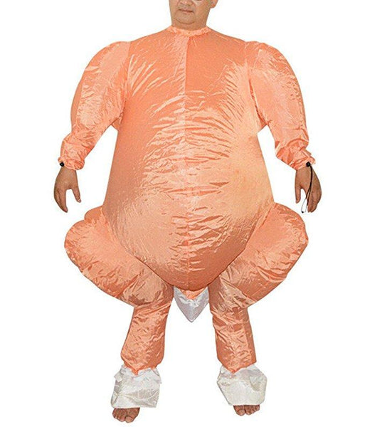 Inflatable Turkey Costume Adult Size Cosplay Costume