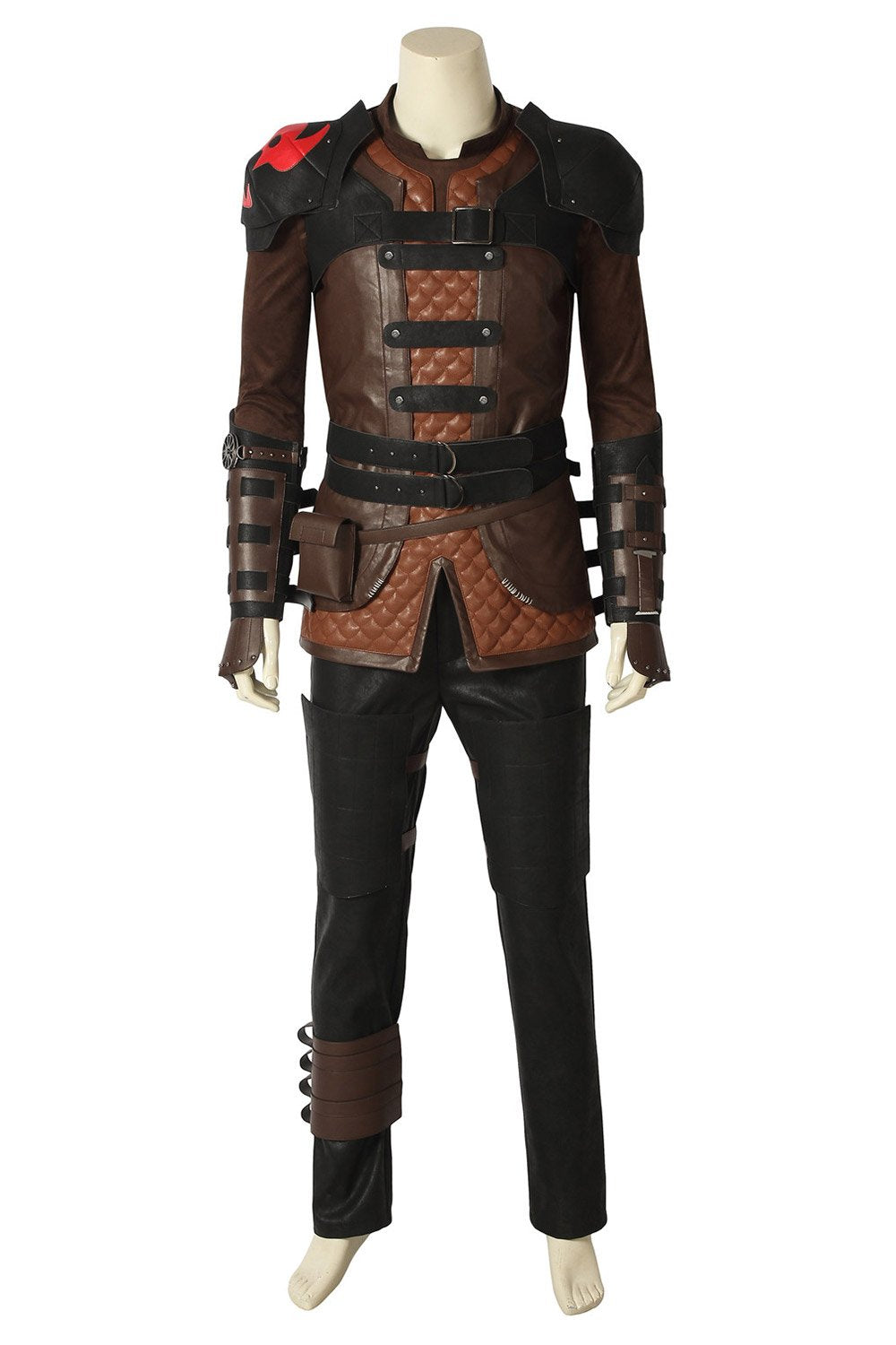 Child How to Train Your Dragon 3 Hiccup Costume Boys Kids The Hidden World New