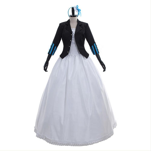 Black Butler :Book of the Atlantic Elizabeth Midford cosplay costume