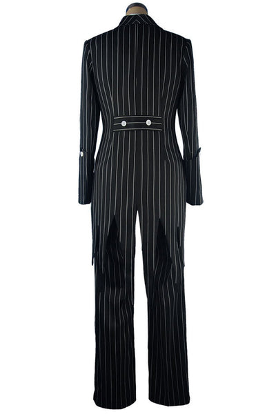 The Nightmare Before Christmas Jack Skellington Cosplay Costume